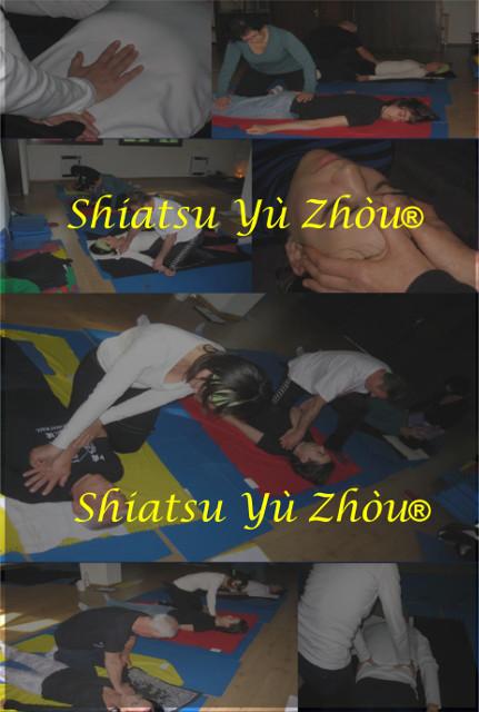 Corso Shiatsu professionale livello 4/5