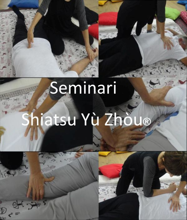 Seminari Shiatsu Yù Zhòu