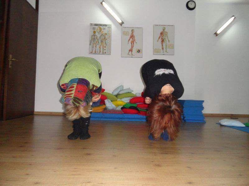 Yoga del Meridiano di VG