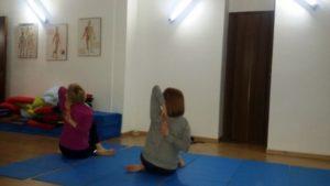 STRETCHING Yoga dei Meridiani