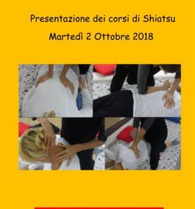 Presentazione dei corsi di Shiatsu