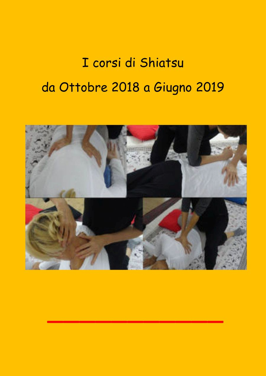 I corsi di Shiatsu Padova