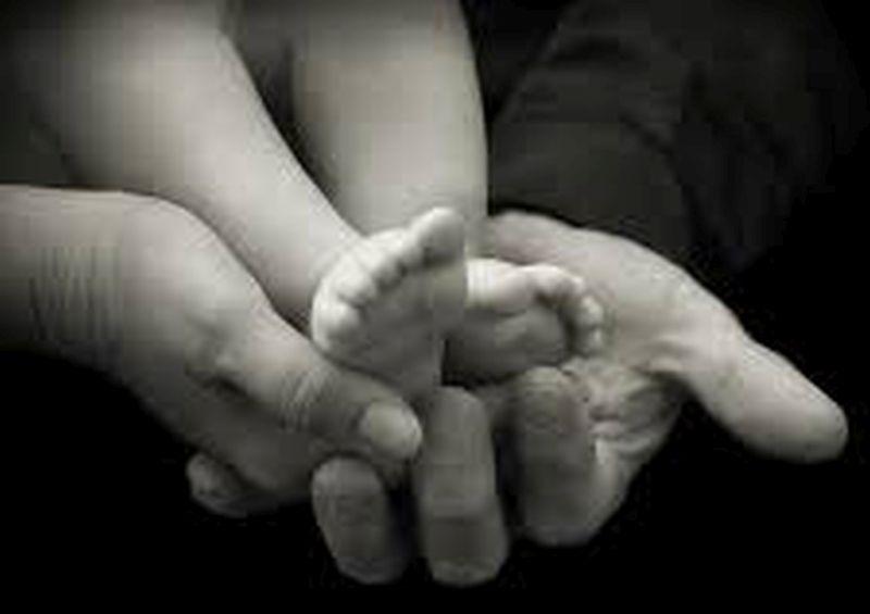 Maternità stato interessante canto suoni e vibrazioni della vita