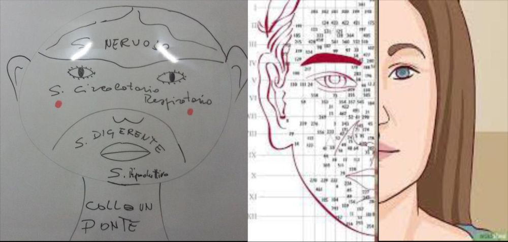 Rifessologia facciale