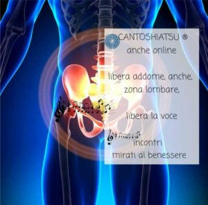 CantoShiatsu laboratorio su benessere del corpo e della voce